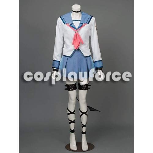 Angel Beats Yuri Nakamura Cosplay Costume Mp000072