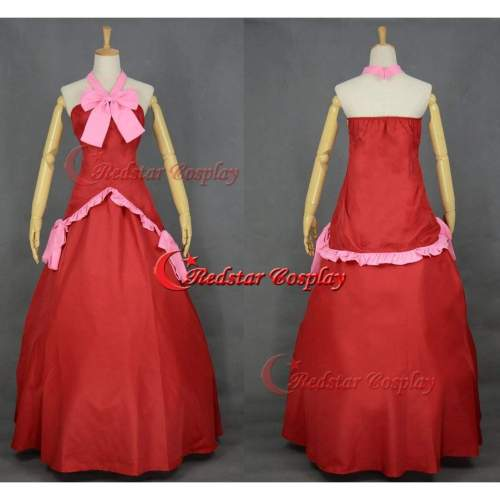 Fairy Tail Mirajane Strauss Sexy Dress Outfit Halloween Party Cosplay Costumes