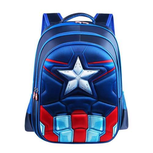 Captain America Comics Bookbag Rucksack Csso164