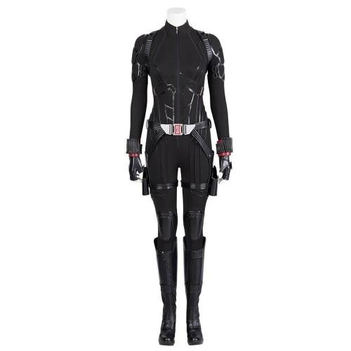 Avengers Endgame Black Widow Cosplay Suits