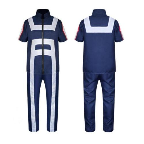My Hero Academia Izuku Midoriya Deku Katsuki Bakugou School Uniform