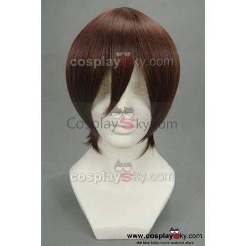 The World God Only Knows Keima Katsuragi Cosplay Wig