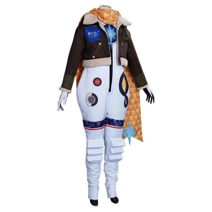 Fgo Fate/Grand Order The Little Prince Coat Jumpsuit Outfits Halloween Carnival Suit Cosplay Costume