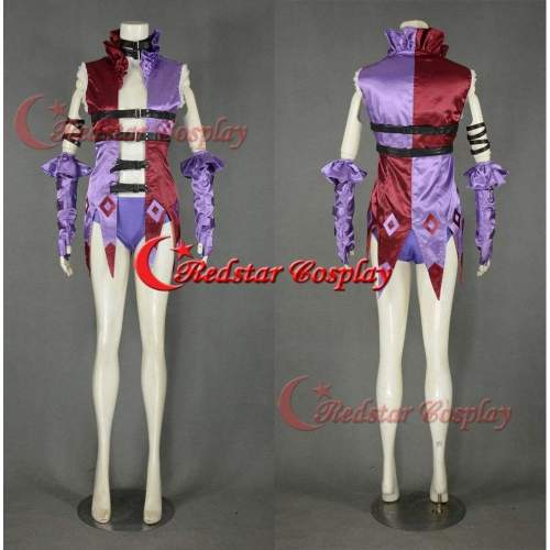 Harley Quinn Cosplay Costume From Injustice Cosplay