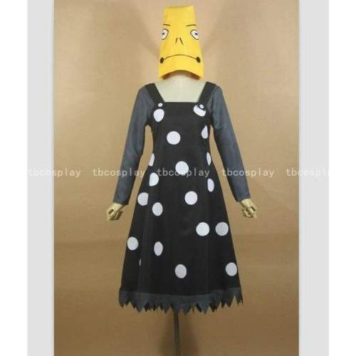 Soul Eater Costume Frog Witch Cosplay Dress Custom Made
