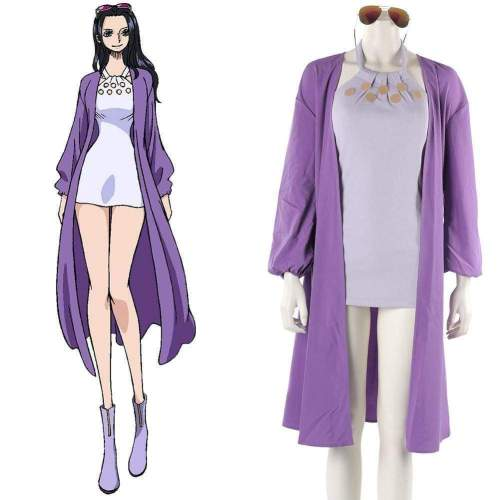 One Piece Stampede Robin Cosplay Costume