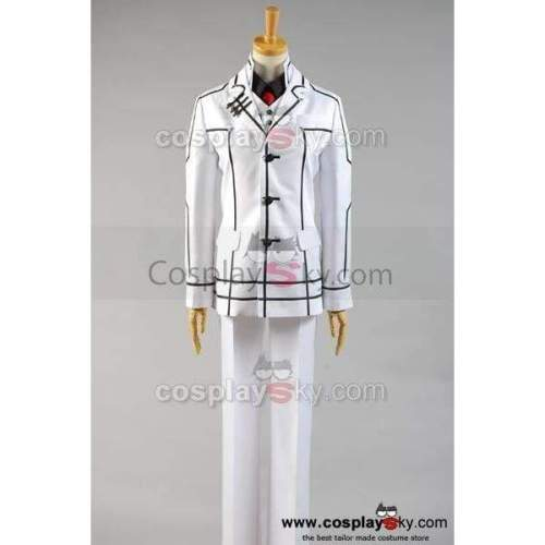 Vampire Knight Shiki Senri Male Uniform Cosplay Costume