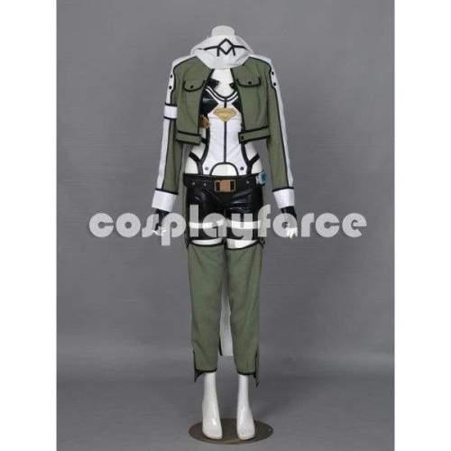 Best Sword Art Online Sinon Cosplay Costume