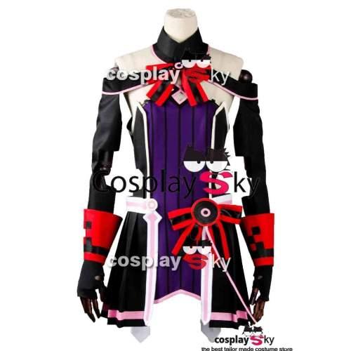 Sword Art Online Sao The Movie Ordinal Scale Os Yuna Dress Cosplay Costume