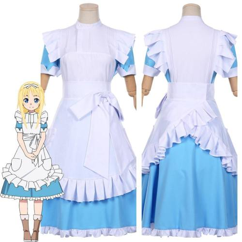 Alicization Sword Art Online Sao Alice·Synthesis·Thirty Dress Cosplay Costume
