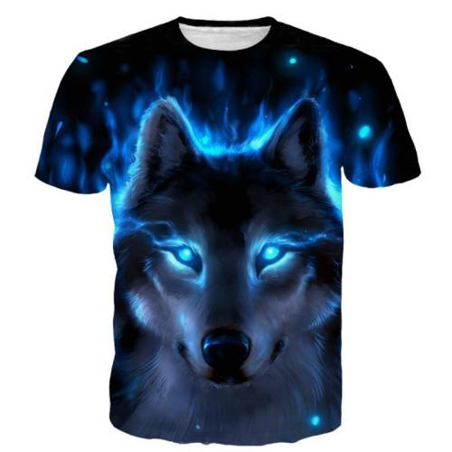 Power Within Wolf Shirt