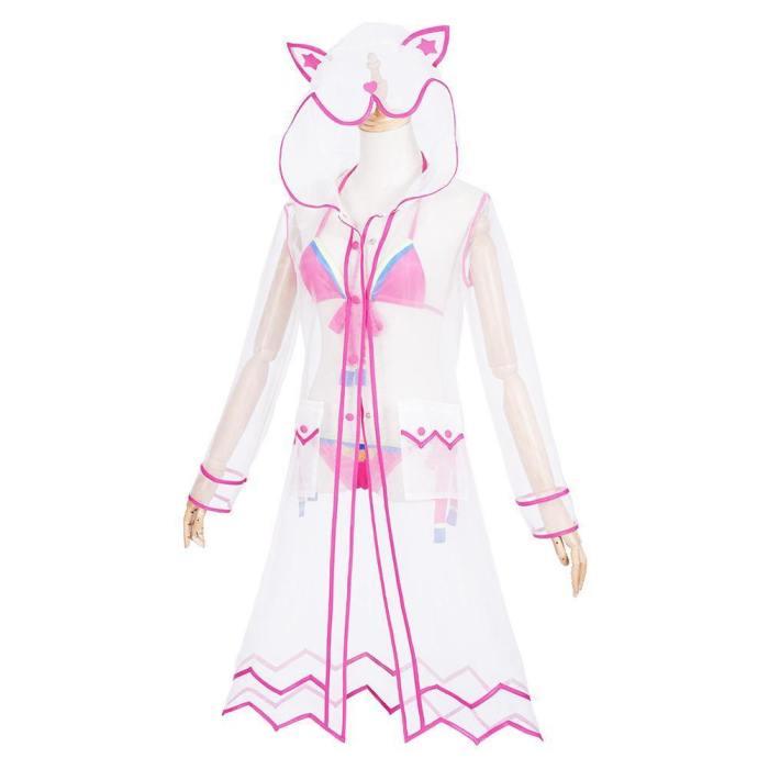 Fgo Fate/Grand Order The Fifth Anniversary Illyasviel Von Einzbern Dress Outfits Halloween Carnival Suit Cosplay Costume