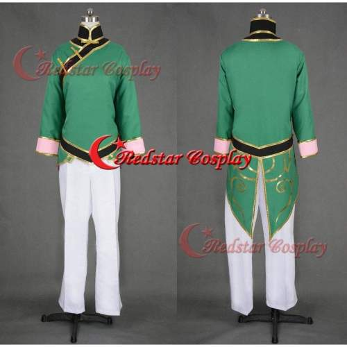Ren Cosplay Costume From Rwby Cosplay Custom In Any Size