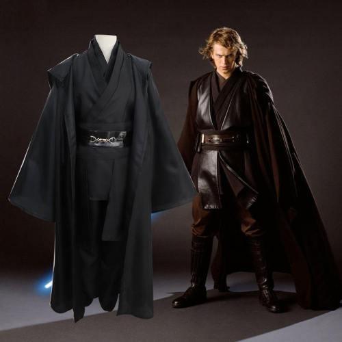 Star Wars: The Last Jedi Anakin Skywalker Sith Cosplay Costume