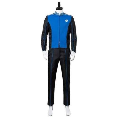 The Orville Ed Mercer Uniform Cosplay Costume Men Version