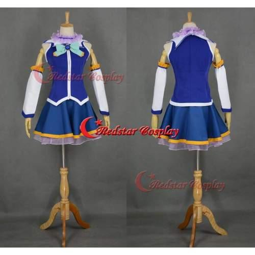 Aqua Cosplay Costume From Kono Subarashii Sekai Ni Shukufuku Wo Cosplay Costume