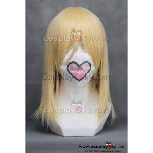 Bleach Lyrin Cosplay Wig