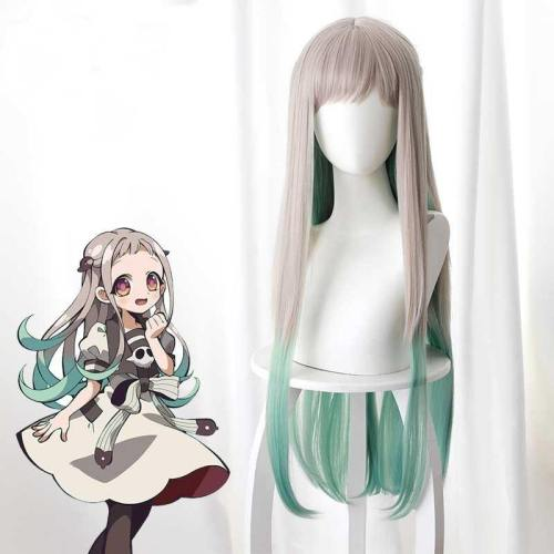 Anime Toilet-Bound Hanako-Kun Jibaku Shounen Nene Yashiro Wigs Cosplay