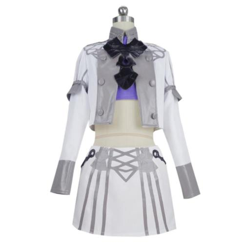 Game Fire Emblem:Three Houses Hapi Women Uniform Outfit Halloween Carnival Costume Cosplay Costume