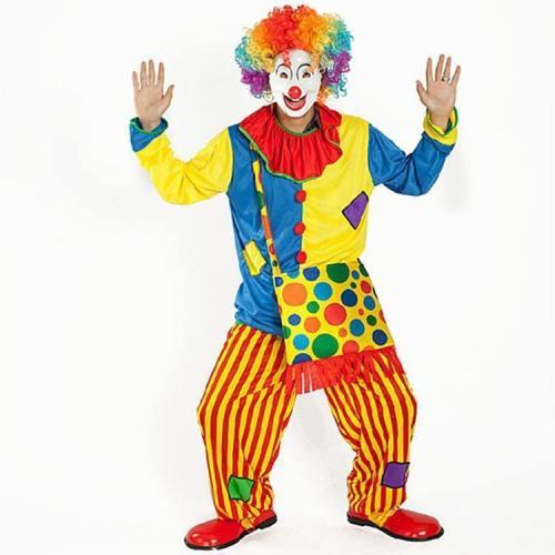 Halloween Joker Performance Wear Costume
