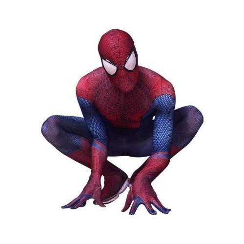 The Amazing Spiderman Costume Original Movie 3D Print Spandex Superhero Costumes Men Women