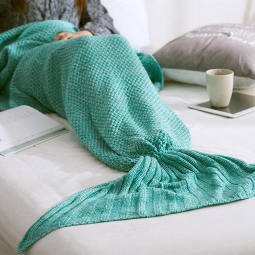 The Amazing Mermaid Blanket - W/ !