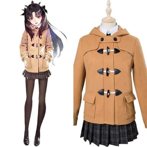 Fate/Grand Order Ishtar Winter Caual Wear Cosplay Costume