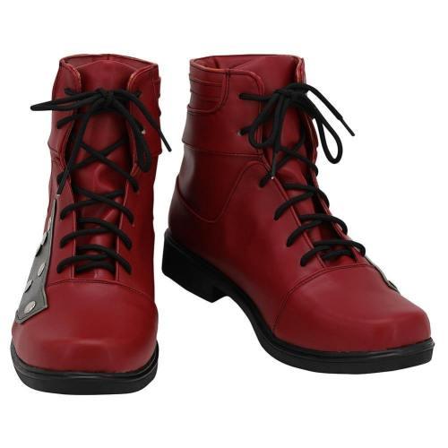 Final Fantasy Vii 7 Remake Tifa Lockhart Cosplay Shoes