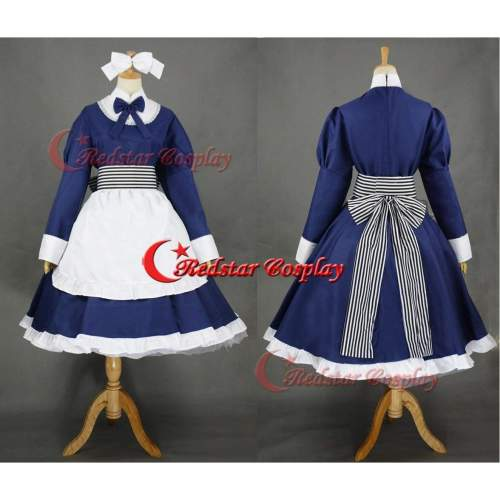 Axis Powers Hetalia Aph Republic Of Belarus Natasha Dress Cosplay Party Costume