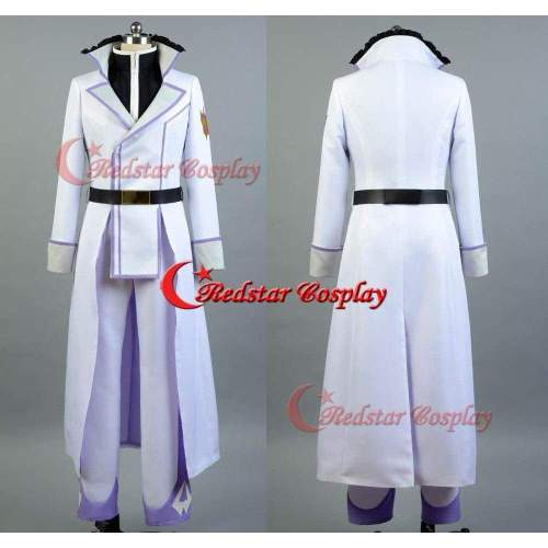 Re:Life In A Different World From Zero Reinhard Van Astrea Cosplay Costume Suit