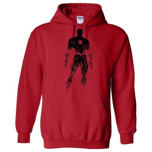 Unisex The Flash Hoodies Barry Allen Printed Pullover 3D Print Jacket Sweatshirt