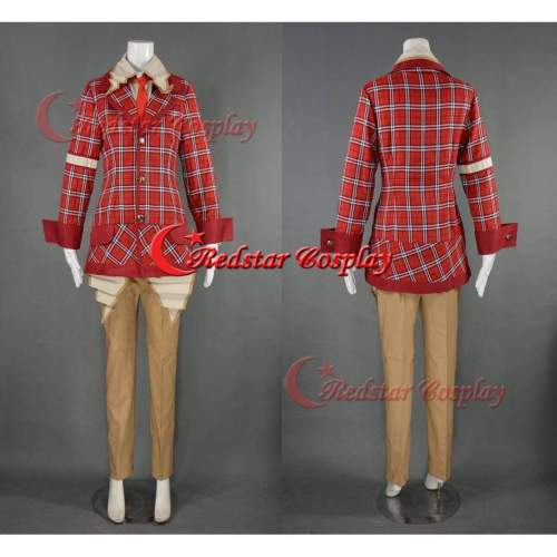 Elliot Cosplay Costume From Alice In The Country Of Hearts - Costume Made In Any Size