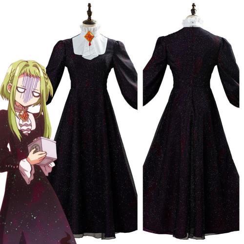 Anime Toilet-Bound Hanako-Kun Sakura Nanamine Party Dress Halloween Cosplay Costume