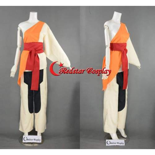 Aang Cosplay Costume From Avatar The Legend Of Korra Custom In Any Size