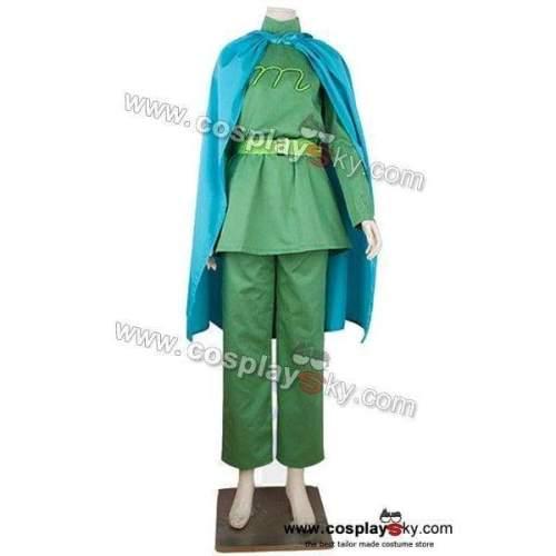Soreike! Anpanman Melonpanna Cosplay Costume