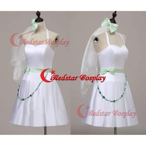 Love Live Cosplay Costume Wedding Dress Cosplay Kotori Minami Cosplay Costume Daily Dress