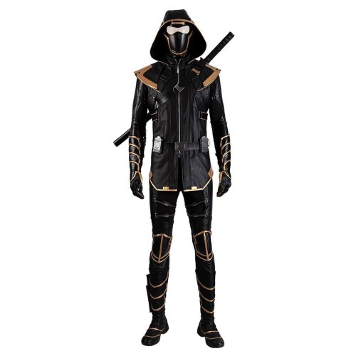 Avengers Hawkeye Endgame Cosplay Costume