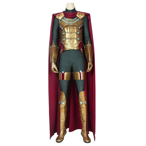 Spider Man Far From Home Mysterio Quentin Beck Cosplay Costume