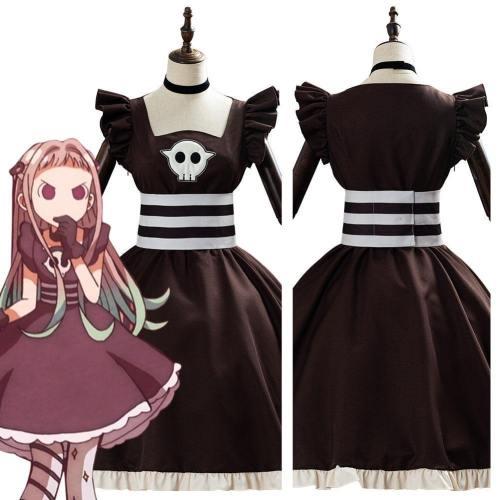 Toilet-Bound Hanako-Kun Nene Yashiro Dress Outfit Cosplay Costume
