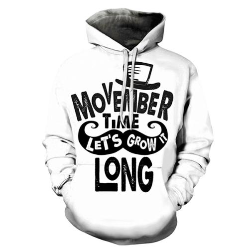 Let Us Grow It Hoodie - Sweatshirt, Hoodie, Pullover