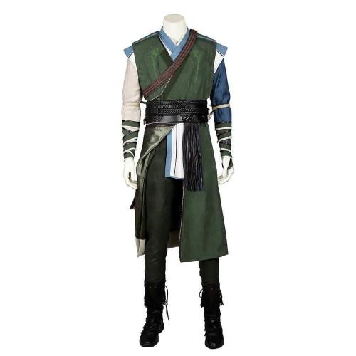 Men'S Doctor Strange Karl Mordo Cosplay Costume