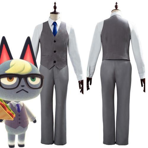 Animal Crossing Raymond Cosplay Costume