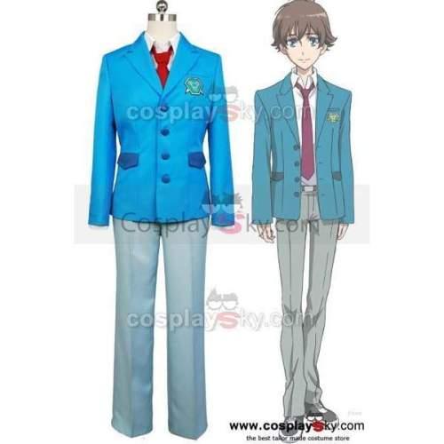Valvrave The Liberator Haruto Tokishima Uniform Cosplay Costume