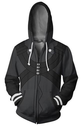 Teen Hoodie Tokyo Ghoul Ken Kaneki Sweatshirt Cosplay Costume Hoodie Jacket
