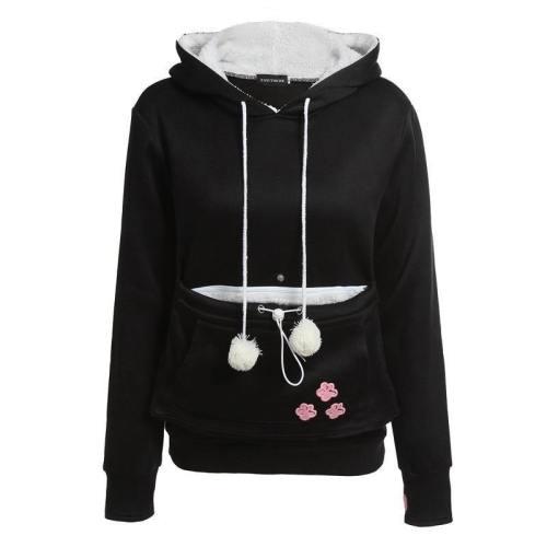 Women Dog Cat Pet Sweatshirt Hoodies