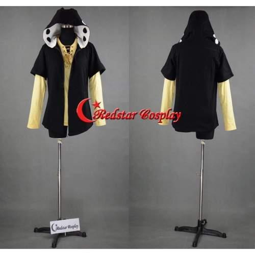 Unisex Heat Haze Project Kagerou Project Kano Hoodie Cosplay Costume Coat Jacket