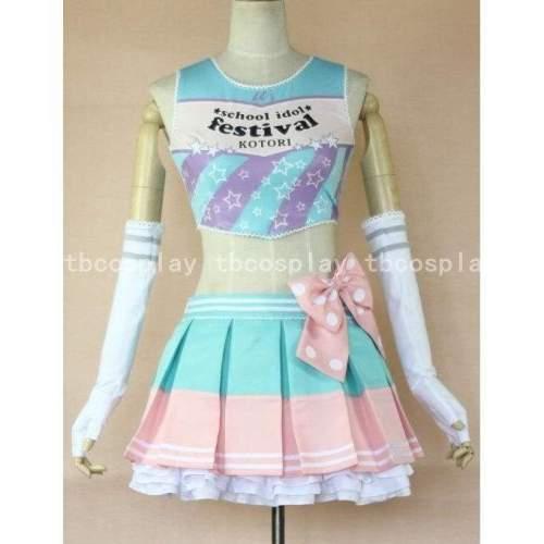 Love live! Minami kotori Dress Cosplay Costume Custom Made