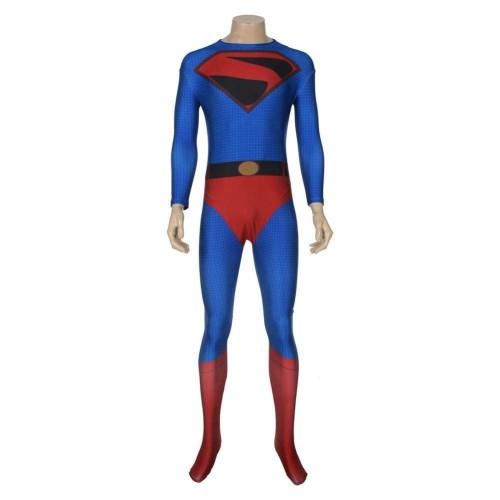 Superman Legends Of Tomorrow Season 5 Cosplay Costume