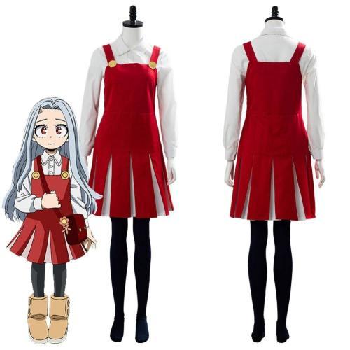 Eri Uniform Boku No My Hero Academia Season 4 Outfit Cosplay Costume
