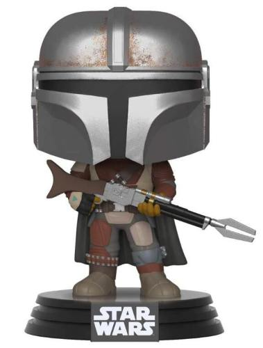 Star Wars The Mandalorian Vinyl Doll Action Figure Toys